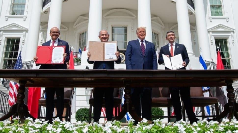 İran'dan ihanet anlaşmasına tepki: Trump'ın sirkinde oynadılar