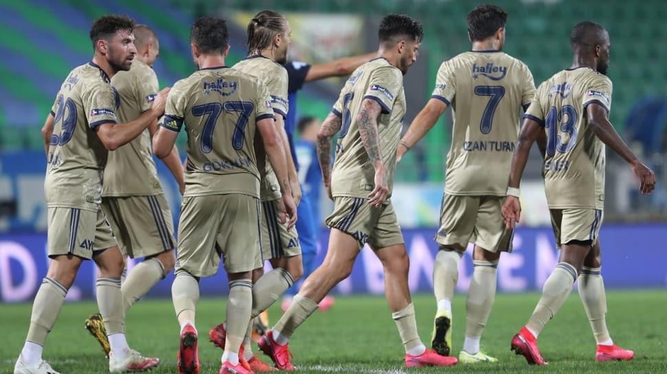 Fenerbahçe'de orta sahada forma aslanın ağzında