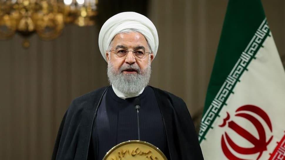 Ruhani'den BAE ve Bahreyn'e sert tepki: İsrail'e üs vermek isteyenler sonuçlardan sorumlu olacak
