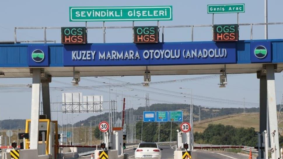 Resmi Gazete'de yayımlandı: Kuzey Marmara Otoyolu'nun bir bölümü daha trafiğe açılacak