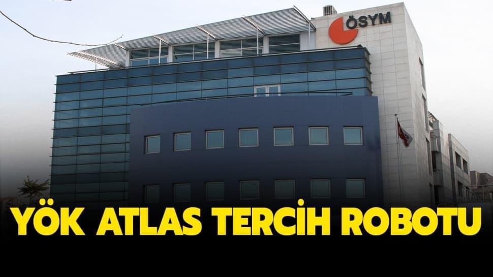 """YÖK Atlas tercih robotu nasıl kullanılır"""" YKS ek tercih robotu YÖK Atlas 2020!"""
