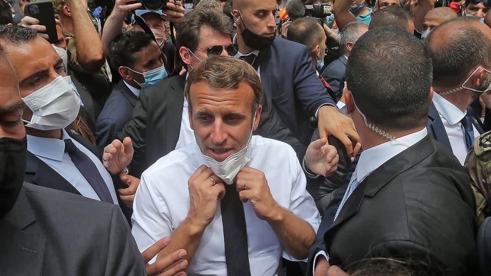 Lübnan hamlesi çıkmaza girdi: Macron başarısızlığa mahkum