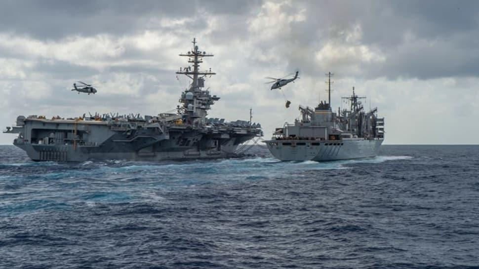 Pasifik'te rekabet kızışıyor... ABD donanma gücünü 355 geminin üzerine çıkaracak!