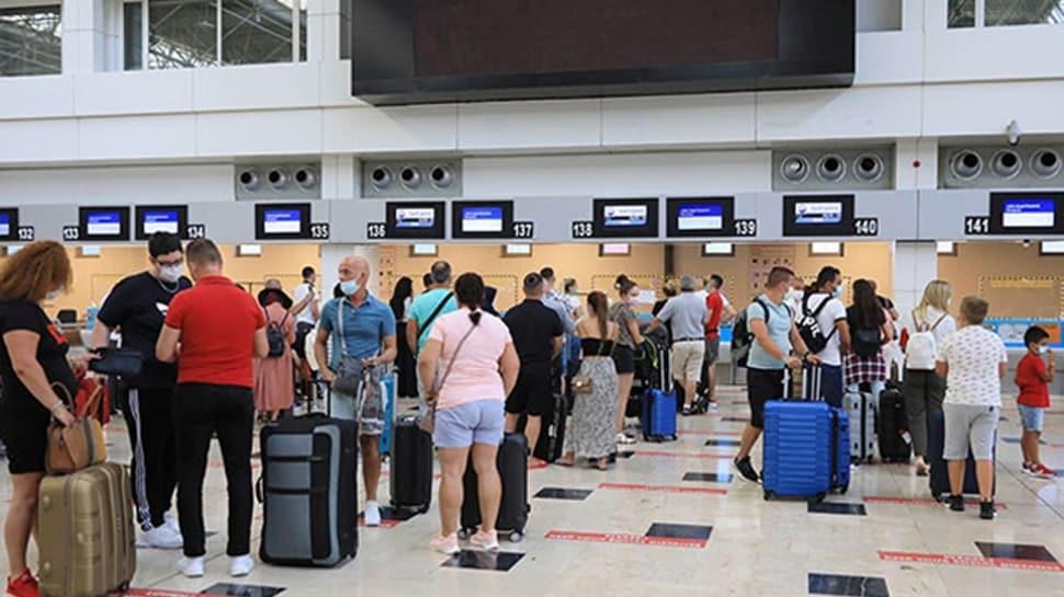 Antalya'ya gelen turist sayısı bu yıl 15 Eylül itibarıyla 2 milyonu geçti