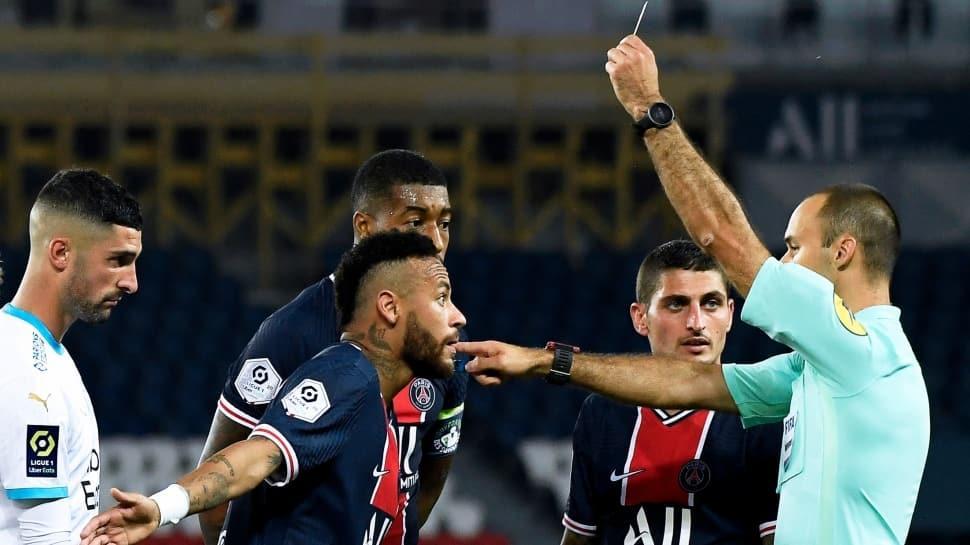 Olaylı PSG-Marsilya maçında cezalar belli oldu