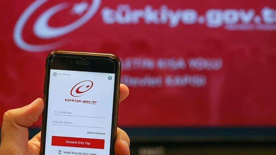 """Koronavirüs salgını nedeniyle """"web tapu"""" kullanımı 2 milyona yaklaştı"""