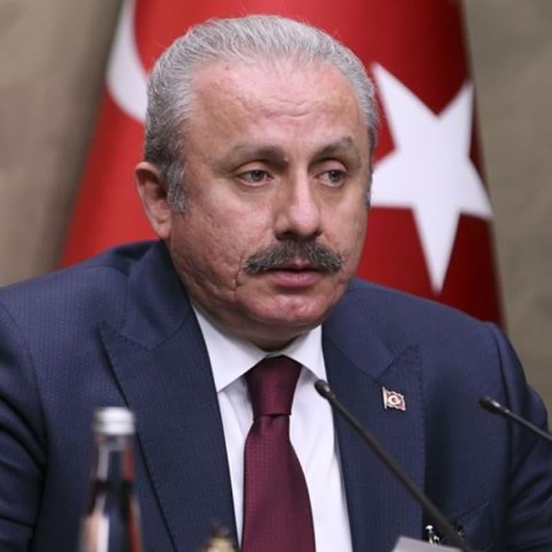 TBMM Başkanı Mustafa Şentop'tan Yunan gazetesinin manşetine sert tepki