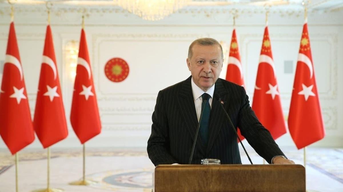 Başkan Erdoğan Kuzey Marmara Otoyolu açılışında konuştu: 595 milyon lira tasarruf sağlayacak