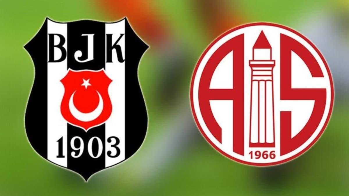 Beşiktaş, Antalyaspor'dan yeni koronavirüs testi talep etti: Masraflar bizden