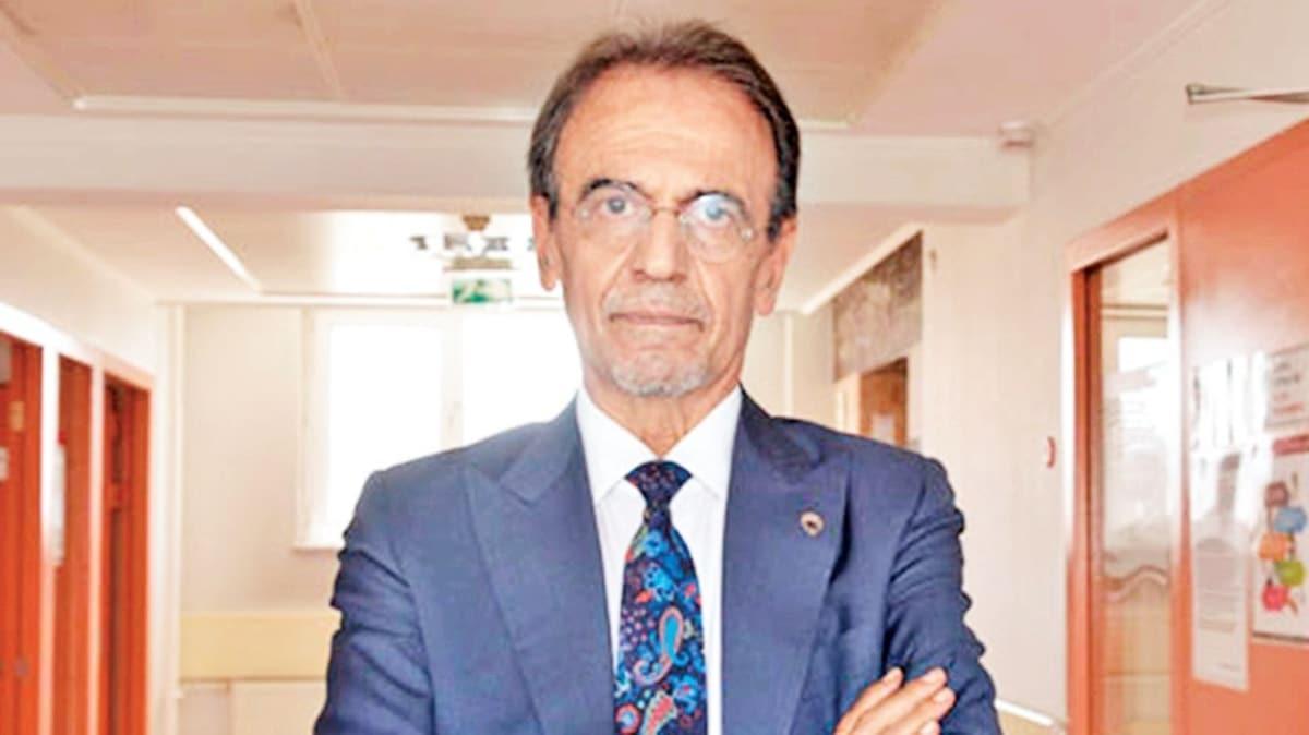 Prof. Dr. Mehmet Ceyhan: Kovid çocukta da ölümcül seyrediyor