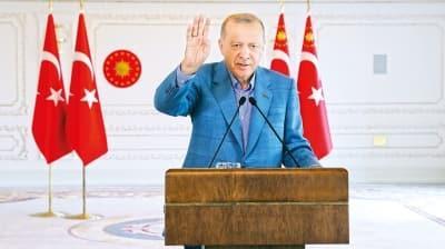 Başkan Erdoğan'dan açık mesaj: Asırlık uyanışımız önlenemez