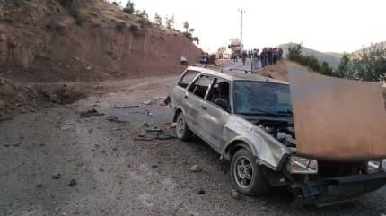 Siirt'te terör örgütü PKK'dan EYP'li saldırı