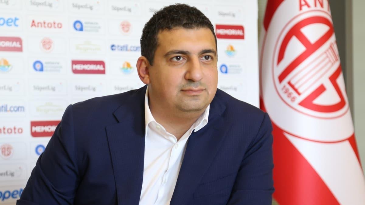 Ali Şafak Öztürk, Nazım Sangare transferinin detaylarını açıkladı