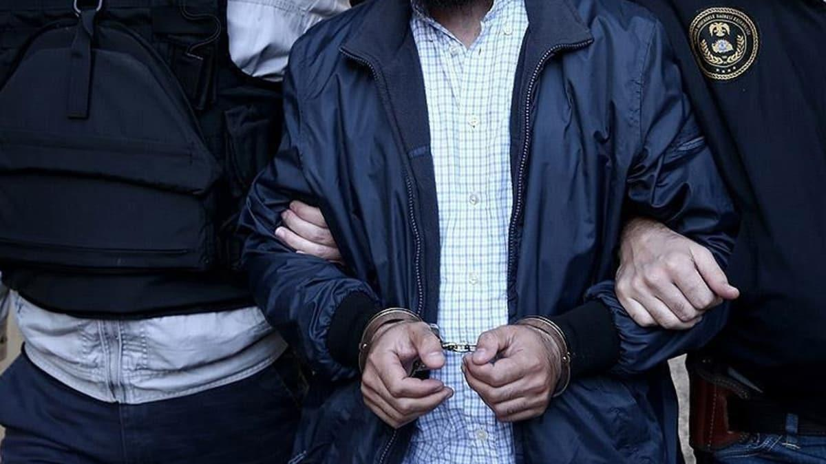 Türkiye'ye sızmaya çalışan DEAŞ'lı terörist sınırda yakalandı