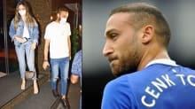 Everton'da forma giyen milli futbolcu Cenk Tosun'un İstanbul hasreti bitti