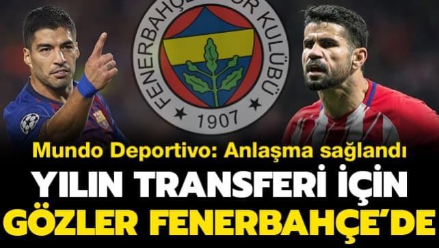 Yılın transferi için gözler Fenerbahçe'de