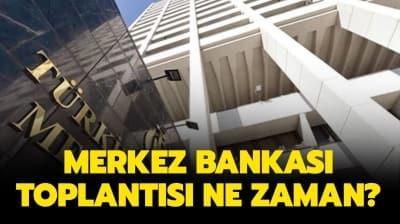 Merkez Bankası faiz kararı açıklandı! Merkez Bankası PPK kararı nedir?