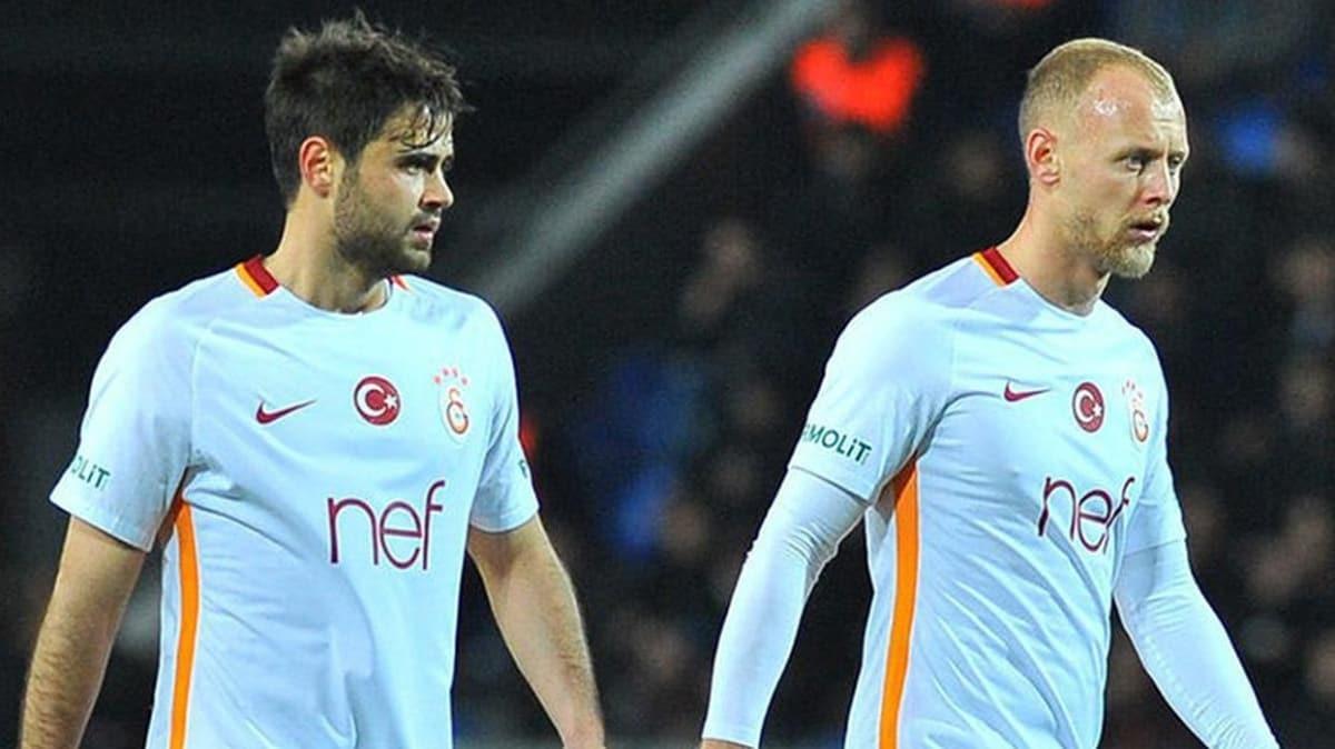 Galatasaray'da Ahmet Çalık gidiyor, Semih Kaya geliyor