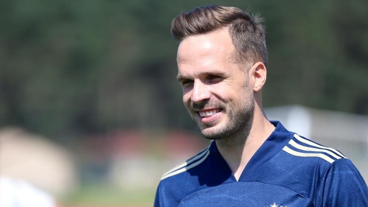 Filip Novak'tan Caner Erkin açıklaması