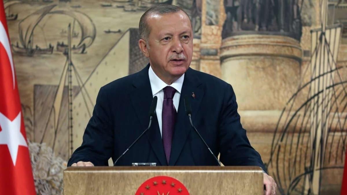 Başkan Erdoğan'dan kendisini hedef alan Yunan gazetesine suç duyurusu