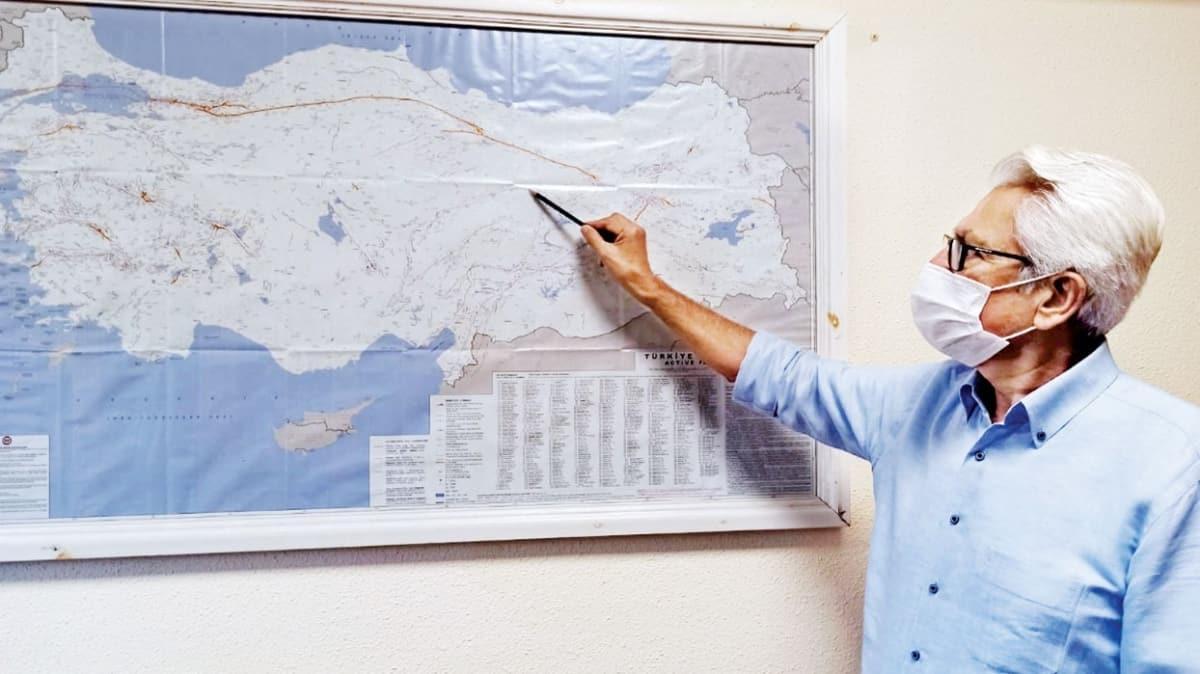 Prof. Dr. Süleyman Pampal uyardı! 'Büyük İstanbul depremi yaklaştı'