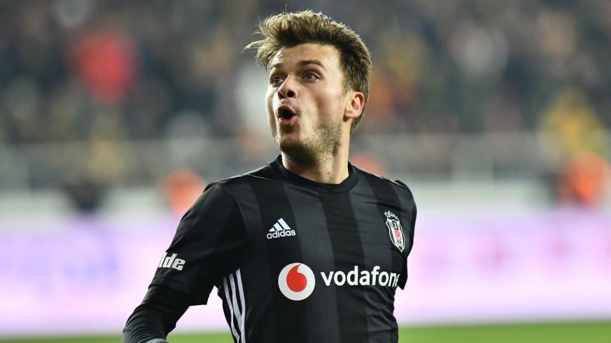 Beşiktaş'ta gözler Adem Ljajic'te