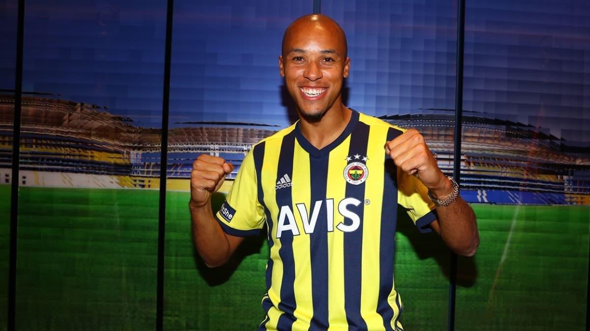 Fenerbahçe, yeni transferi Marcel Tisserand'ın lisansını çıkarttı