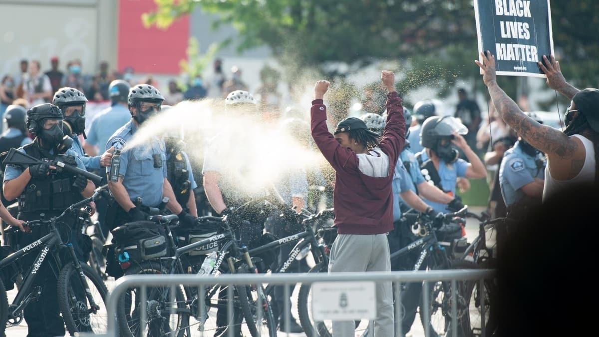 """ABD Adalet Bakanlığı duyurdu... 3 şehir """"anarşist yargı bölgesi"""" ilan edildi"""