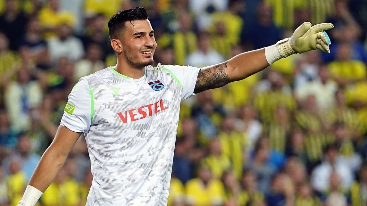 Trabzonsporlu Uğurcan için 15 milyon euroluk teklif