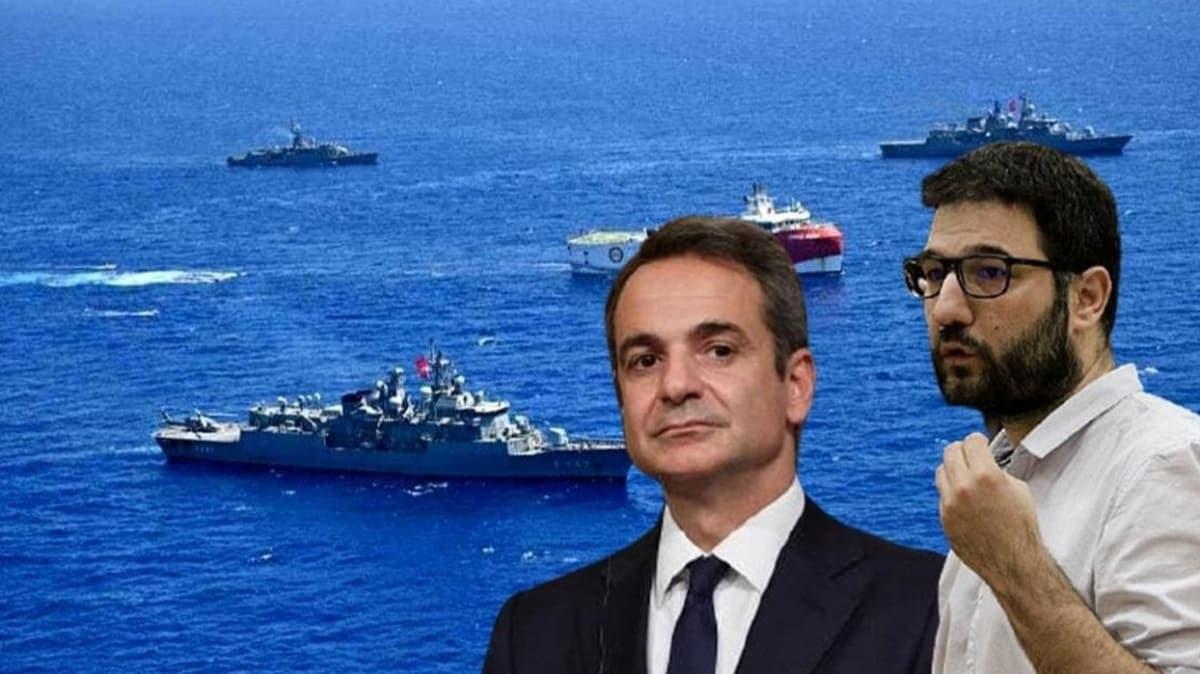 """Yunan politikacıdan """"Türkiye"""" açıklaması: Miçotakis halka yalan söylüyor"""