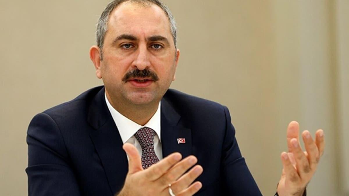 Adalet Bakanı Gül'den Yunan mevkidaşı Tsiaras'a mektup: Kabul edilemez buluyorum