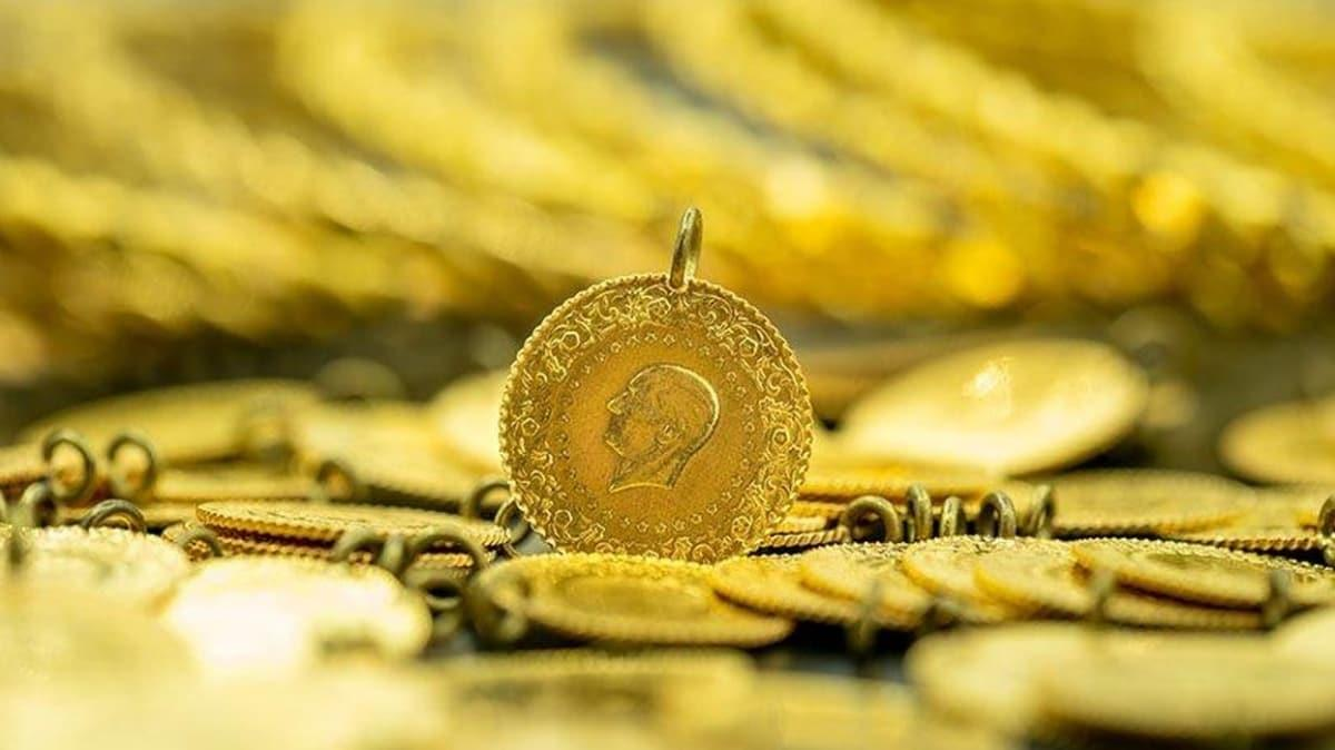 Altın haftaya hareketli başladı: Gram altın 476 lira seviyelerinde