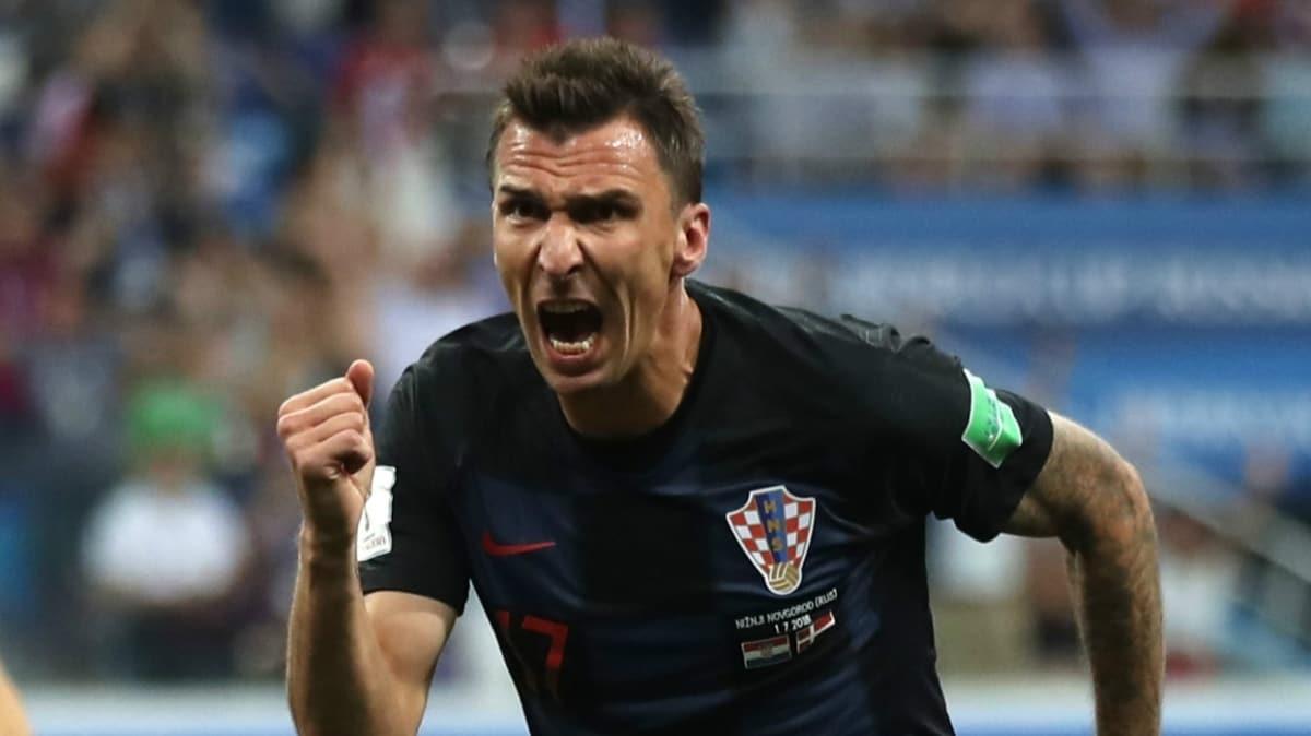 Mario Mandzukic, Lokomotiv Moskova'ya transfer oluyor