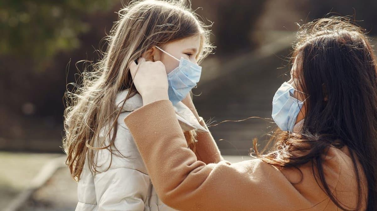 Maske takmak istemeyen çocuklar için öneriler