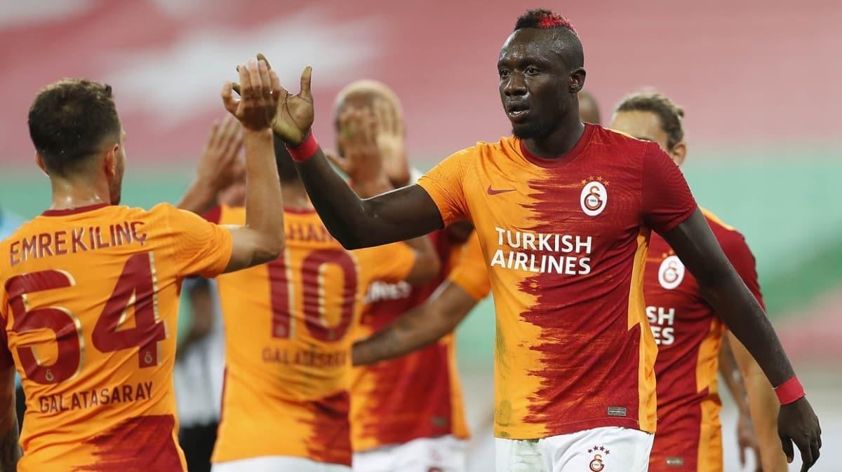 Başakşehir, Galatasaray'dan Diagne'yi istedi