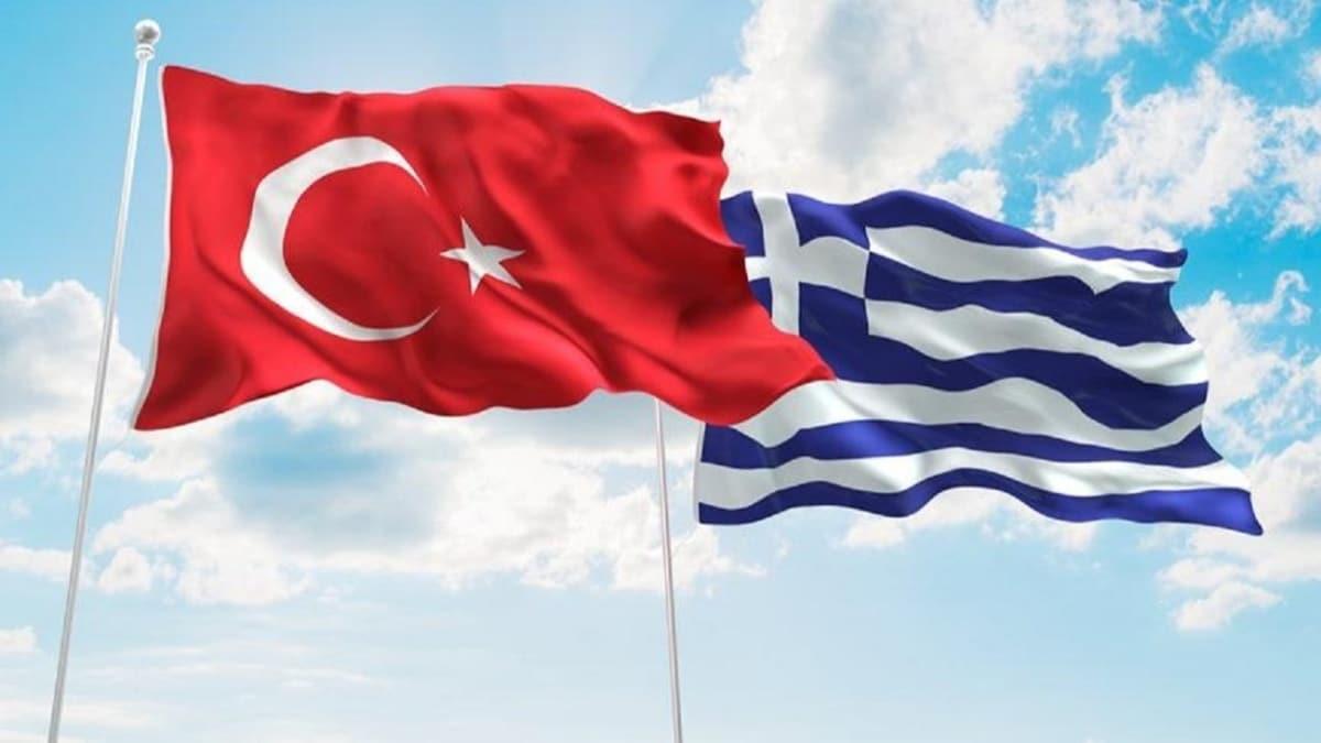Yunanistan Dışişleri Bakanlığından Türkiye ile görüşme açıklaması