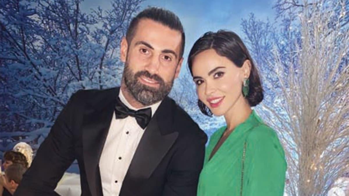 Zeynep Demirel'den Volkan Demirel ile 10. evlilik yıldönümlerine özel duygusal paylaşım!