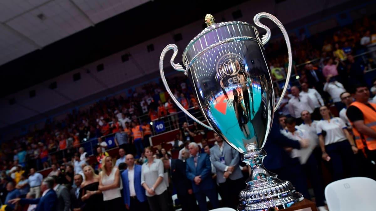 Voleybol'un Devler Ligi'nde 5 maça korona iptali