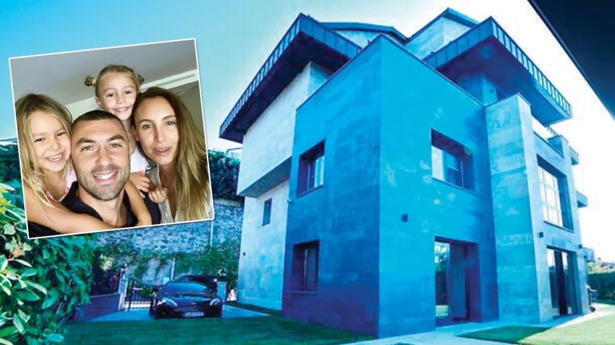 Burak Yılmaz 14 milyon liraya elden çıkardı! Villasını Hakan Çalhanoğlu'a sattı