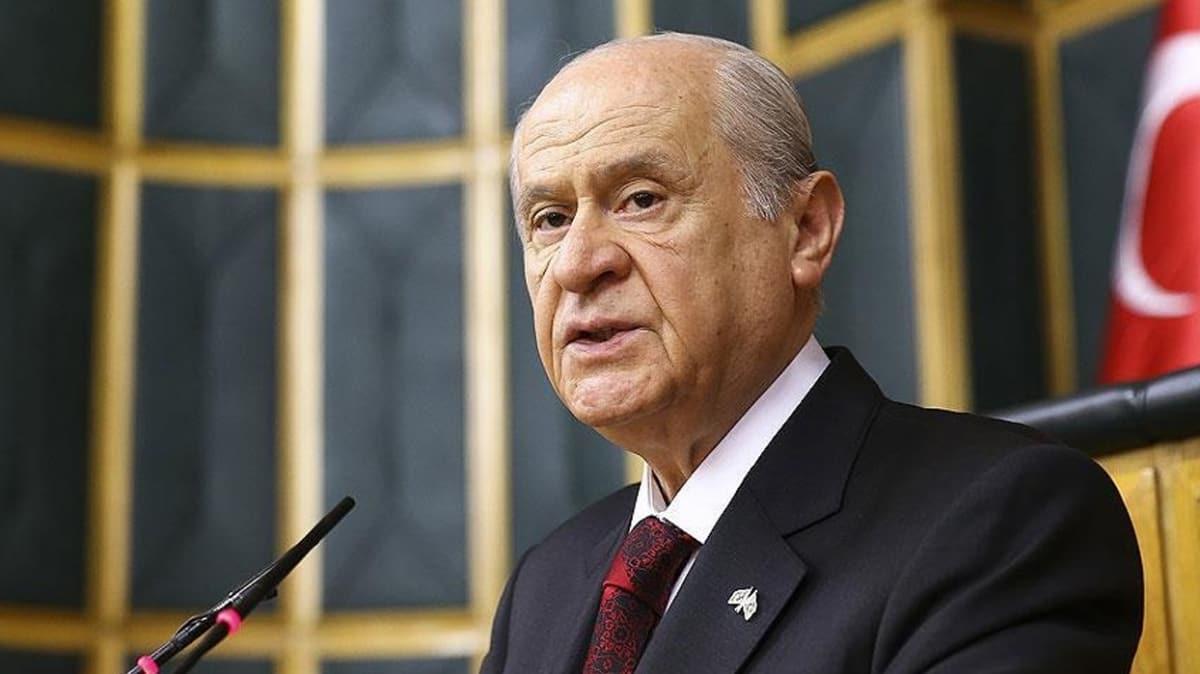 Devlet Bahçeli'den Kılıçdaroğlu'na tepki: Onun salgınla mücadele önerileri kara mizahtır