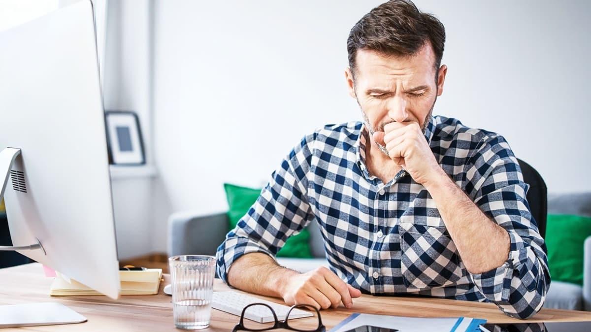 Öksürük romatizmal hastalık belirtisi olabilir