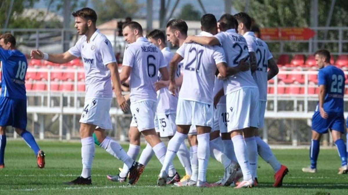 Hajduk Split G.Saray maçı öncesi ligi bay geçti