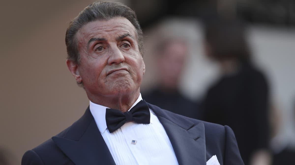 Sylvester Stallone'nin acı günü