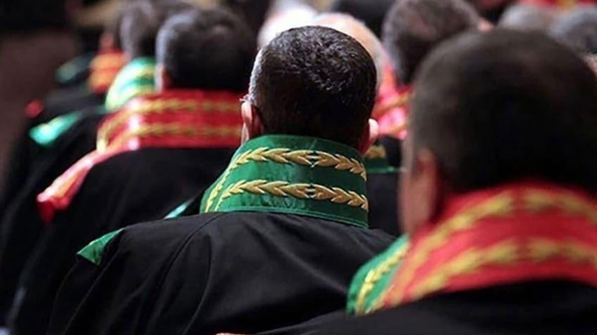1200 hâkim ve savcı alımı için yapılacak sınava ilişkin ilan bakanlığın sitesinde yayınlandı