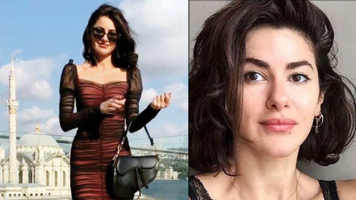 Yasak Elma'nın Şahika'sı Nesrin Cavadzade'den çanta takma dersi