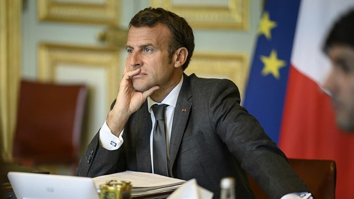 İstifa haberleri peş peşe geliyor: Macron'un partisinde deprem
