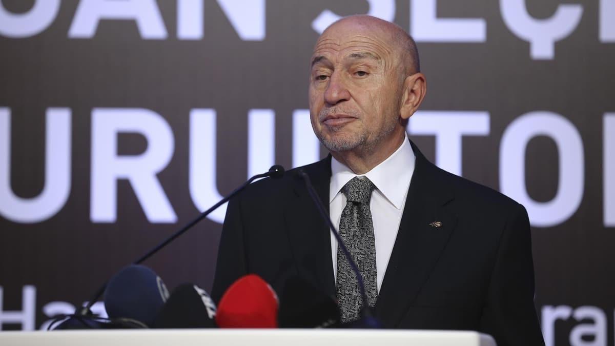 Nihat Özdemir: 'Seyircili oynamak istiyoruz'