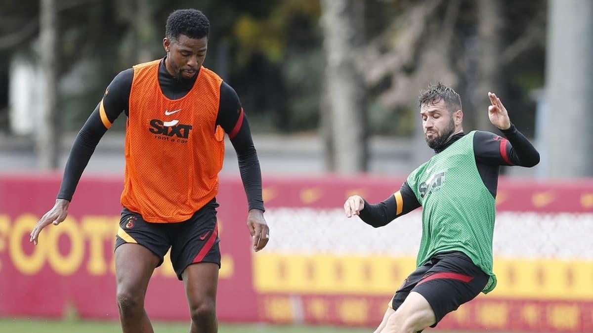 Hajduk maçı hazırlıklarına başlayan Galatasaray'a Saracchi'den kötü haber