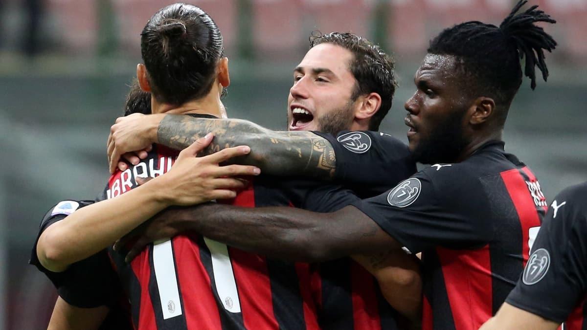 Milan galibiyetle başladı