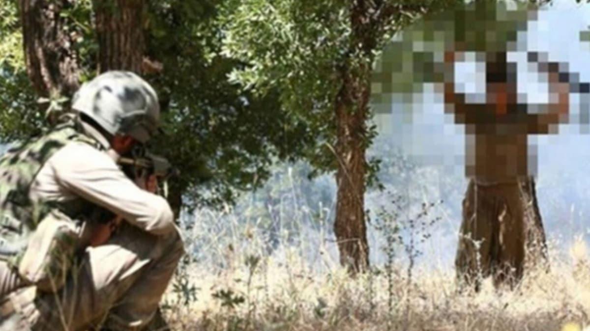 Iğdır'da 2 kadın terörist sağ olarak yakalandı